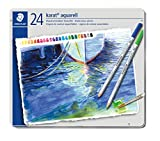 German made watercolor pencils