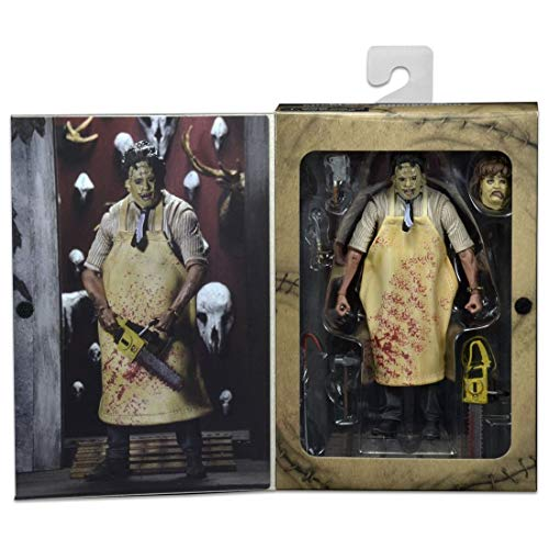 "NECA 39748 Actionfigur ""Texas Chainsaw Massacre Ultimate Leatherface"", ca. 18 cm"