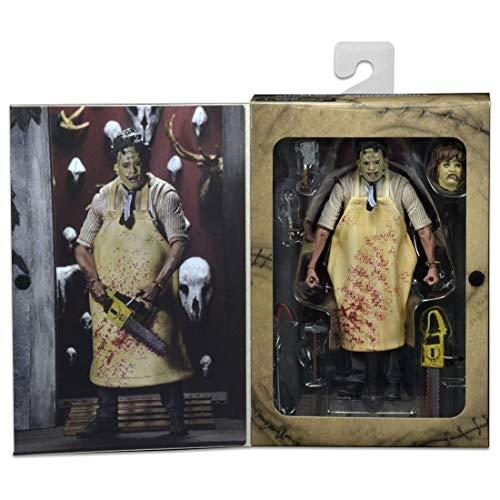 "NECA 39748 Actionfigur ""Texas Chainsaw Massacre Ultimate Leatherface"", ca. 18 cm"