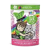 Best Feline Friend (B.F.F.) Tuna & Lamb Luv Yas With Tuna & Lamb In Gravy Cat Food By Weruva, 3Oz...