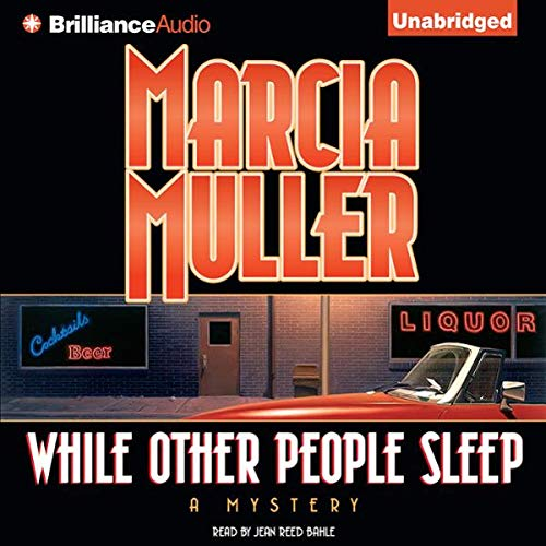While Other People Sleep audiobook cover art