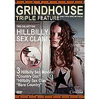 Hillbilly Sex Clan Grindhouse Triple Feature [並行輸入品]