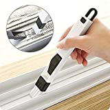 Emndr Multipurpose Dust Cleaning Brush for Window Frame, Sliding Window Track, Laptop Keyboard