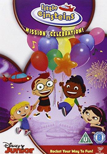 Little Einsteins Vol. 1 - Mission Celebration