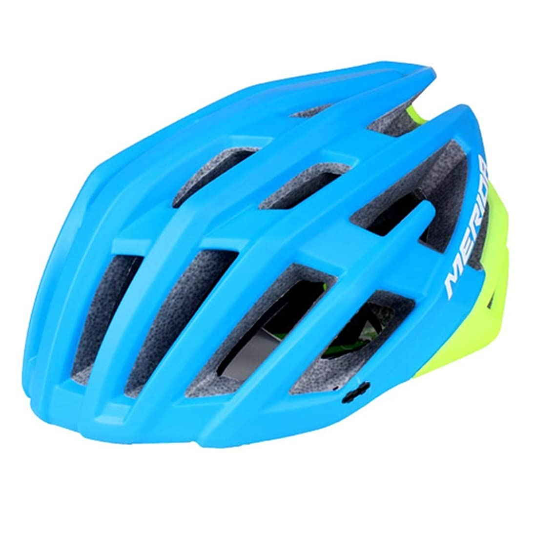ぺディカブすり減るトライアスリート自転車用マウンテンバイクロードバイク用ヘルメット、ワンピース