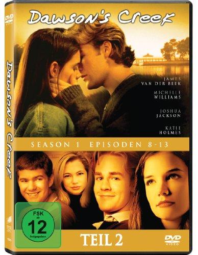 Dawson's Creek - Season 1.2 (2 DVDs)