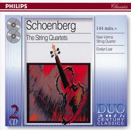 New Vienna String Quartet & イヴリン・リアー