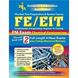 Fe/Eit Pm Exam in Chemical Engineering: The Best Test Preparation & Review Course (Test Preps)