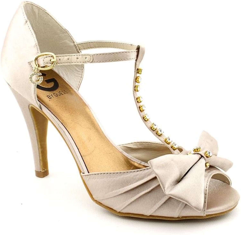 G By Guess Women's Jadenna Evening Sandal