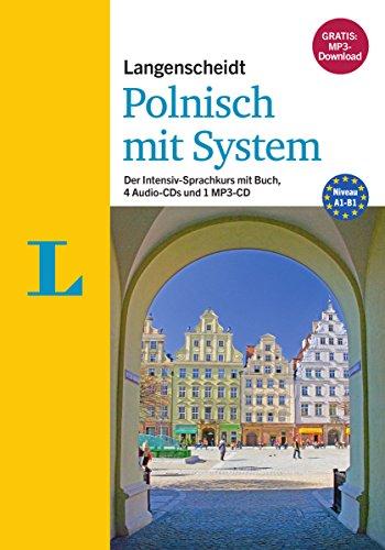 Langenscheidt Polnisch mit System - Sprachkurs für Anfänger und Fortgeschrittene: Der Intensiv-Sprachkurs mit Buch, 4 Audio-CDs  und 1 MP3-CD (Langenscheidt Sprachkurse mit System)