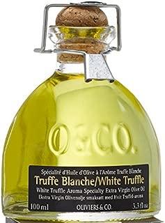 oliviers & Co Truffle Oil (White truffle, 3.3 FL OZ)
