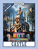 Art World! - Castle Coloring Book: For Kids, Fun Early Learning, Relaxation and Have Fun