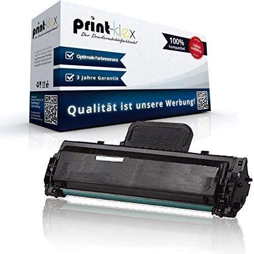 Compatibile XXL Cartuccia Toner per Samsung ML-1660 ML-1660K ML-1660N ML-1661K ML-1665 ML-1665K ML-1666 ML-1670 ML-1672 MLTD1042S MLT-D1042S MLT104 Black