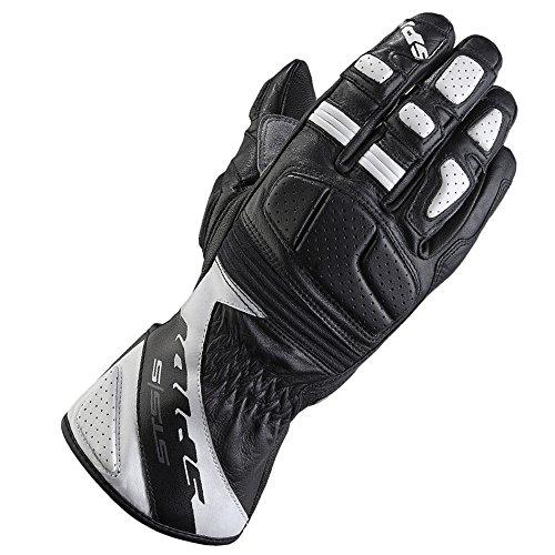 Spidi STS-S Handschuhe L Schwarz/Weiß