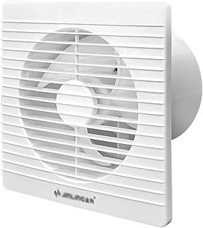Exhaust Fan, Bathroom Fans Kitchen Extractor Fan Wall Mounted Fan Ventilator Fan Low Noise Energy Efficient Suitable for B...