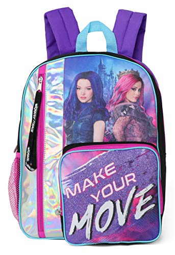 Disney Mochila para niñas Descendants 3 Wickedly Fierce de 40 64 cm