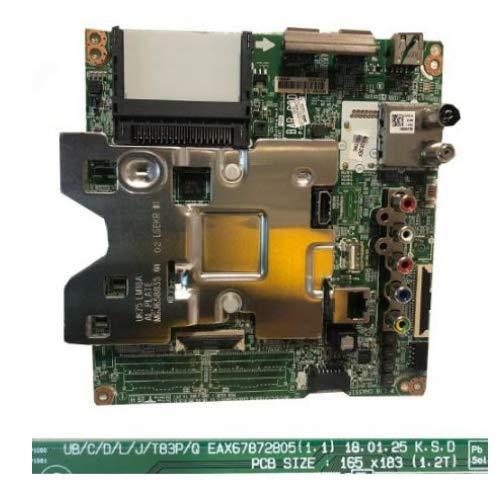 Desconocido Placa Main EAX67872805(1.1), 9HEBT000-01JC LG 75UK6200PLB