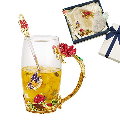 50% off Enamel Flower Teacup Use Promo Code: CZ2WNPJ7  Works on all options with no quantity limit 2