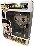 Funko Pop! Movies: Mad Max Fury Road - Blood Bag (Max with Cage Mask Limited Exclusive) #510