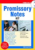 Promissory Notes Kit (Forms on CD)