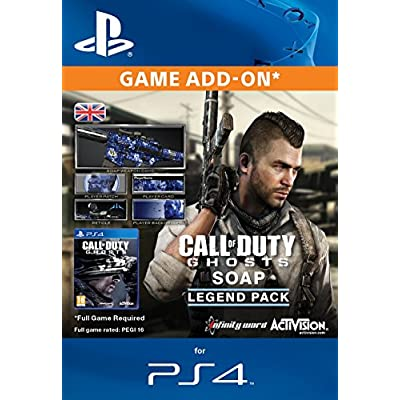 Cheap Call Of Duty Ghosts Legend Pack Soap Compare