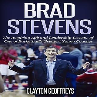 Brad Stevens cover art