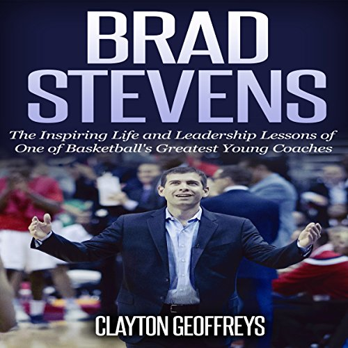 Brad Stevens audiobook cover art