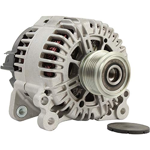 DB Electrical AVA0099 New Alternator Compatible with/Replacement for 2.0L 2.0 Audi A3 06 07 08 09 10 11 12 13 14 2006 2007 2008 2009 2010 2011 2012 2013 2014, Audi TT 08 09 10 2008 2009