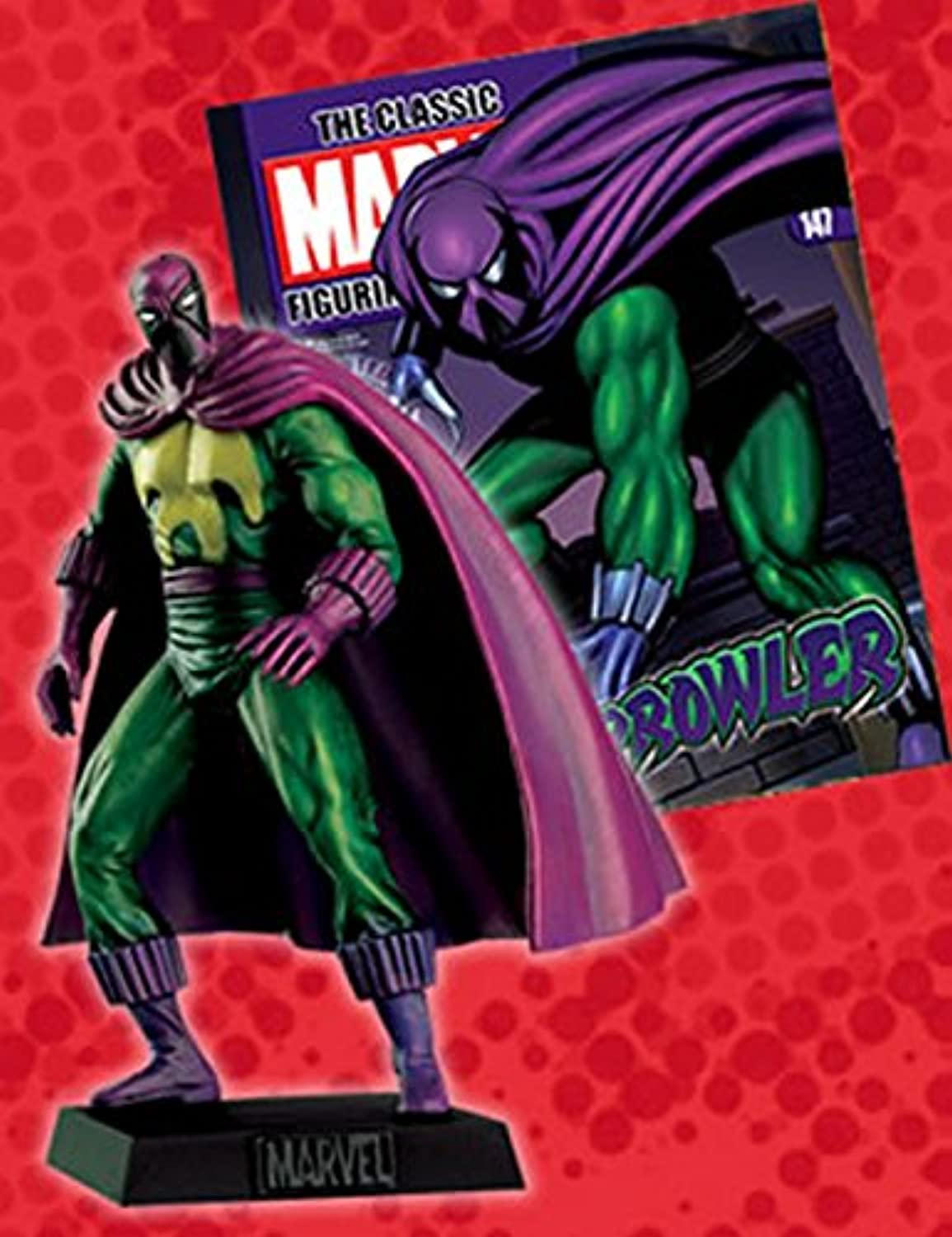 Marvel Figurine Collection  147 Prowler