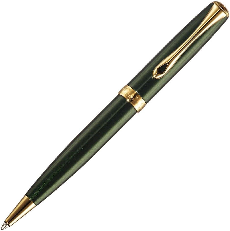 Diplomat D40211040 Excellence A2 Kugelschreiber, EverGrün Gold B0784PWK2L | Moderne und elegante Mode