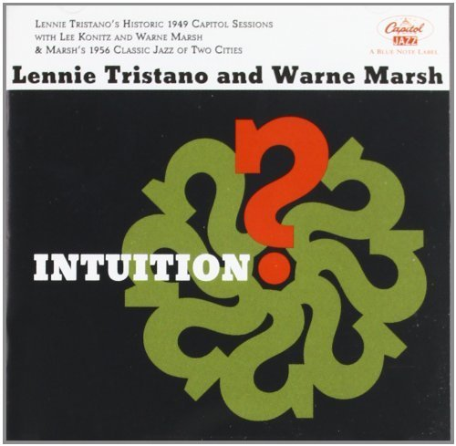 Intuition by Lennie Tristano (1996-10-15)