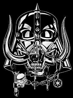 Darth Vader Mask Helmet Star Wars Cool Artwork 24x18 Print Poster