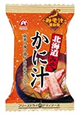 北海道みそ かに汁 9g ×10個
