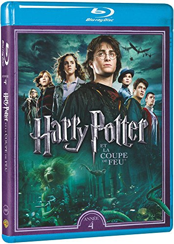 Harry Potter et la Coupe de Feu Blu-ray