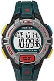 Timex Sport Ironman Rugged 30 TW5M02200 Orologio digitale al quarzo unisex in resina grigio/verde