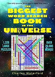 The Biggest Word Search Book in the Universe: 1,328 Puzzles (Volume 1)