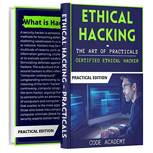 Ethical Hacking : The Art of Practicals (Free Hacking Tools)