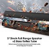 Zoom IMG-2 altoparlante soundbar tv da 28