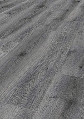 Krono Original K375 Floordreams Vario Laminatfußboden, Grau