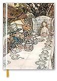 Rackham: Alice In Wonderland Tea Party (Blank...