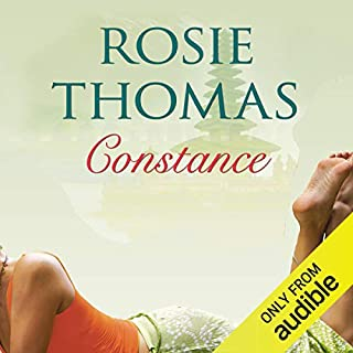 Constance                   By:                                                                                                                                 Rosie Thomas                               Narrated by:                                                                                                                                 Eva Haddon                      Length: 15 hrs and 52 mins     33 ratings     Overall 4.1
