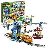 Lego - Duplo Il Grande Treno Merci, Set di Costruzioni per Bambini 2-5 Anni, 10875...
