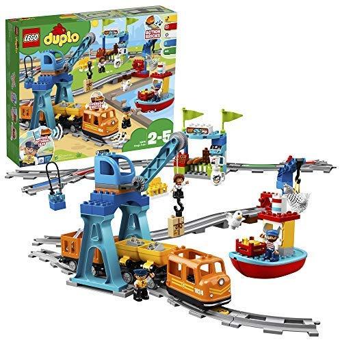 LEGO Il Grande Treno Merci Costruzioni Gioco Bambino Bambina Giocattolo 103