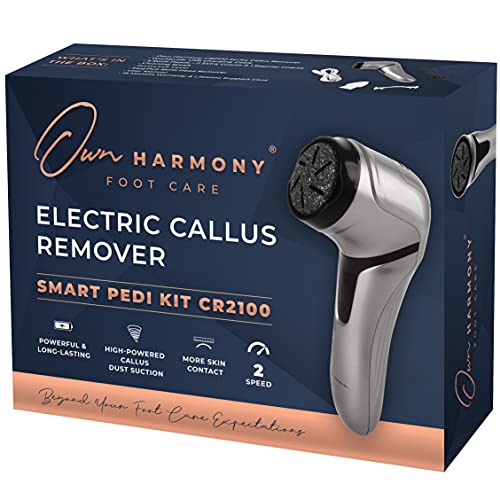 Electric Foot Callus Remover with Vacuum - Own...
