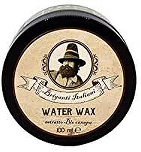 Briganti Italiani Water Wax Cera Lucida Canapa - 133 Gr