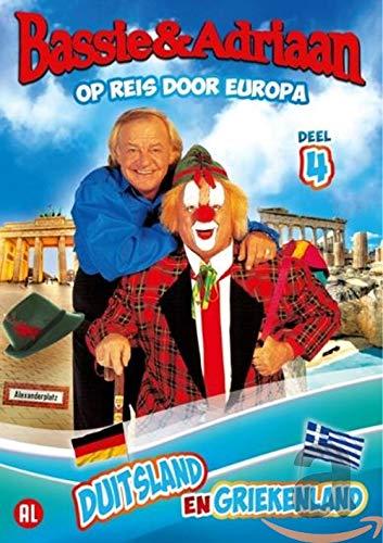 Bassie & Adriaan Op Reis Door Europa 4 (DVD) 2015