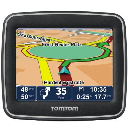 Tomtom Start 2 IQ Routes EU Traffic navigatiesysteem incl. TMC (8,9 cm (3,5 inch) display, 42 landkaarten, rijstrookassistent, tekstto-Speech)