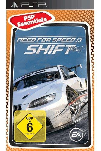 mächtig Die Notwendigkeit für Speedshift Essentials – [Sony PSP]