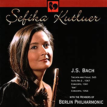 Bach: Flute & Orchestral Works