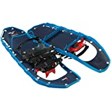 MSR Lightning Ascent Backcountry & Mountaineering Snowshoes (2018 Model), 25 Inch Pair, Cobalt Blue